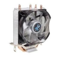 Zalman CNPS7X LED - Ventilador de CPU (diámetro del ventilador: 92 mm), negro y plateado