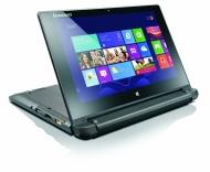 Lenovo Flex 10.1-inch Multimode Touchscreen Laptop (Black) - (Intel CDC N2807 1.6 GHz, 4 GB RAM, 320 GB HDD, Integrated Graphics, Webcam, HDMI, Blueto