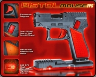 MonsterGecko PistolMouse FPS