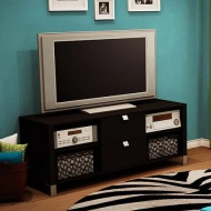 "South Shore Cakao TV Stand, for TVs up to 60"", Multiple Colors"
