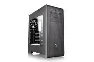 Thermaltake - Core V41 - Moyen-Tour Boitier PC avec fenêtre (ATX / Micro-ATX / Mini-ITX) Noir