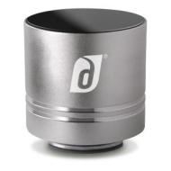 Damson Cisor BT5 Resonating Mobile Bluetooth Speaker - Silver