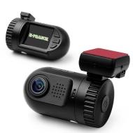 "E-PRANCE Car DVR Camera Recorder 2.7"" Screen + Full HD 1080P Video Resolution + 170 Degree Wide Angle + Car Plate Stamp + G-Sensor + WDR + MOV + HDMI/"