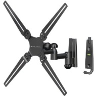 LVMDC30DJ Level mount lvmdc30dj 10' 32' dual-arm full-motion plus flat panel mount
