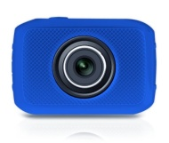 Pyle High-Definition Sport-Action Kamera (720p Weitwinkel Camcorder, 5 Megapixel, 5 cm (2 Zoll) Touchscreen, Micro SD Card Slot) mit wasserdichtes Geh