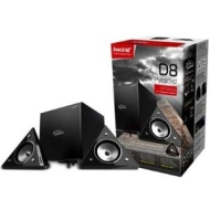 Dark Pyramid D8 2.1 Speakers (DP0806A)
