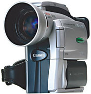Canon Optura 100MC Mini DV Camcorder