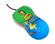 Crayola 12071 Optical Water Mouse (Green/Blue)