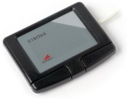 Cirque Easy Cat USB - Touchpad - 2 button(s) - wired - USB