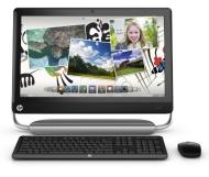 """HP TOUCHSMART 520-1180A 23"""" i5-3450S 4GB 1TB"""