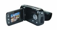 Vivitar Ultra Compact Caméscope DVR508NHD 5 mégapixels de l'appareil photo Caméscope numérique / numérique - Noir