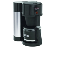 BUNN NHBB Velocity Brew 10-Cup Home Brewer, Black
