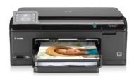 HP Photosmart Plus All-in-One Printer - B209a + 364 Black Photosmart Ink Cartridge
