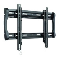 VisionMount LL22 Low-Profile Wall Mount (175 lb - Black)