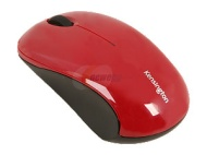 72411 Mouse (Wireless - Red - 1000 dpi - 3 Buttons)