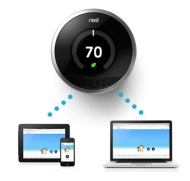 Nest Learning Thermostat T1 (1st Gen, 2011)