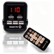 Satechi Soundfly SD lettore WMA/MP3 per Auto, Trasmettitore Fm per Scheda SD, chiavetta USB, lettori MP3 (iPod, Zune)