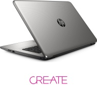"HP 17-x150na 17.3"" Laptop - Silver"