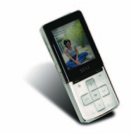 MSI P610 - 1GB MP3 Player
