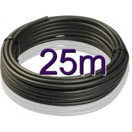 Commtel RG6U 75 Ohm Freeview HD TV Aerial Coaxial Cable Wire 25m