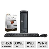 Gateway SX2110G-UW318 (DT.GDYAA.002)