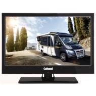 Gelhard GTV1920X LED Fernseher 19 Zoll 48 cm, TV mit DVB-S /S2, DVB-T, DVB-C, USB, 230V +12Volt, Energieeffizienzklasse A