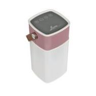 LAVA Brightsounds 2 Portable Bluetooth Wireless Speaker Lamp - Pink