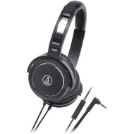 Audio-Technica ATH-WS55iBK Solid Bass