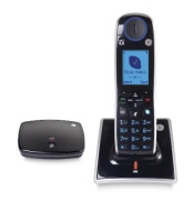 GE Phones 31591 Dect_6.0 1-Handset 2-Line Landline Telephone