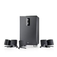 Teufel Concept E 150 - PC-Surround-Lautsprecher-Set für faszinierenden Multimedia-Raumklang