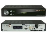 Ferguson Ariva FA52E Digitaler Satelliten-Receiver (HDMI, SCART, Upscaler 1080p, USB) schwarz