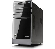 HP Pavilion p7z customizable Desktop PC