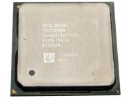 Intel SL6PE INTEL PROC P4 2.66GHZ 533FSB 4