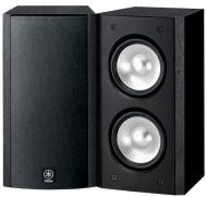 Yamaha NS-B310BL Full-Range Acoustic Suspension Bookshelf Speaker - Each (Black)