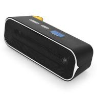 Auna Rocketbox 2.0 cassa bluetooth USB SD AUX nera