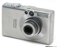 Canon Digital IXUS 55 (Powershot SD450 / IXY Digital 60)