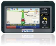 PC Miler Navigator 450 4.3in All-in-One GPS for Truck Drivers - PC Miler PCM450