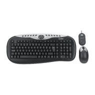 Technika Wireless Keyboard & Wireless Optical Mouse