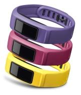 Garmin vívofit 2 Wrist Bands (Large) (Canary/Pink/Violet)