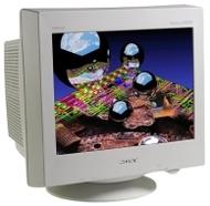 "Sony Multiscan G500 21""CRT.24 80Hz TCO99"