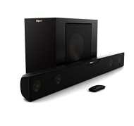 "Klipsch - Reference Soundbar with 10"" Wireless Subwoofer R-20B"