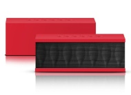 Photive CYREN Portable Wireless Bluetooth Speaker with Built in Speakerphone & 8 hour Rechargeable Battery - Red