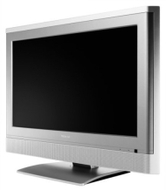 """Toshiba 20WLT56 20"""" Widescreen LCD TV - Silver"""