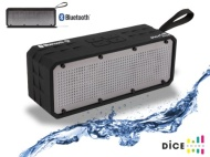 Altoparlante cassa bluetooth / NFC / water resistant / insert micro card SD - XTREME Party by Dice Sound