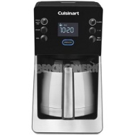 Cuisinart Perfec Temp 12 Cup Coffee Maker - DCC-2900