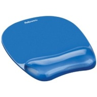 Fellowes Gel Mouse Pad with Wrist Rest 90052