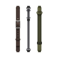 Misfit - Ray wristband straps 3 pack