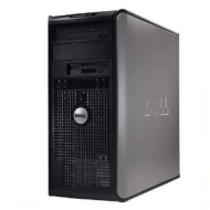 Dell Optiplex 745 SFF Desktop PC Computer, Intel Core 2 Duo E6400 2x 2.13 GHz, 2GB RAM Memory, 500GB Hard Drive, DVD/CD-RW Combo drive, Microsoft Wind