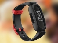 Fitbit - Ace 3 Minions Accessory Band - Mischief Black § FB178PBBKYW