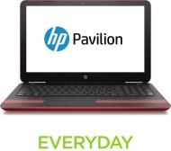 "HP Pavilion 15-au175sa 15.6"" Laptop - Red"